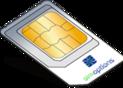 Smart Silver Tarjeta SIM América del Sur