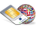 Smart Gold Global SIM Card