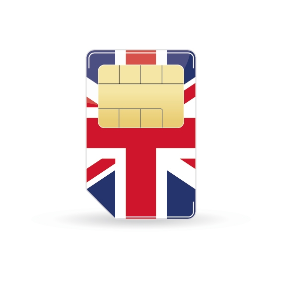 Prepaid SIM Card Manchester - Data, SMS & Calls from $29 90