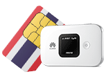 Smart Combi Tarjeta SIM Tailandia