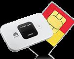 Smart Combi SIM Card Ghent