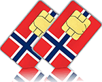 Smart Comfort XL SIM Card Norway