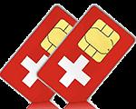 Smart Comfort XL Tarjeta SIM Ginebra