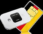 Smart Combi Tarjeta SIM Berlin