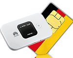 Smart Combi Tarjeta SIM Múnich