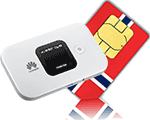 Smart Combi SIM Card Norway