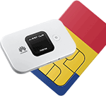 Smart Gold SIM Card Bucharest