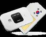 Smart Combi SIM Card South Korea