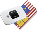Smart Combi Tarjeta SIM Kuala Lumpur