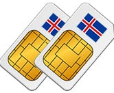 Smart Comfort XL SIM Card Iceland