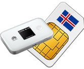 Smart Combi SIM Card Reykjavik