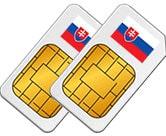 Smart Comfort XL SIM Card Bratislava