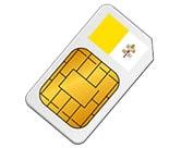 Smart Gold SIM Card Vatican City