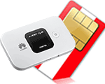 Smart Combi SIM Card Austria
