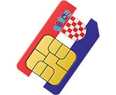 Smart Gold SIM Card Croatia