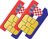 Smart Comfort XL SIM Card Croatia