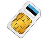 Smart Gold SIM Card Estonia
