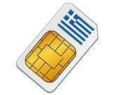 Smart Gold SIM Card Athens