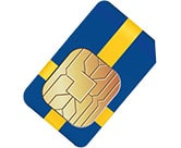 Smart Comfort SIM Card Sweden