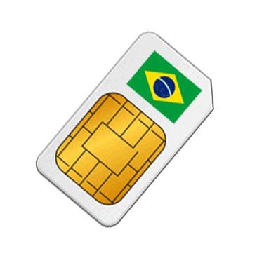 Carte Sim Bresil Data.Prepaid Sim Card Brazil Data Sms Calls From 29 90