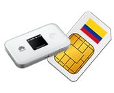 Smart Combi SIM Card Columbia