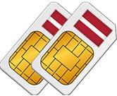 Smart Comfort XL Tarjeta SIM Letonia