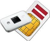 Smart Combi Tarjeta SIM Letonia
