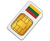 Smart Gold Tarjeta SIM Lituania