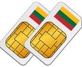 Smart Comfort XL Tarjeta SIM Vilnius