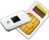 Smart Combi Tarjeta SIM Vilnius