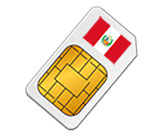 Smart Gold SIM Card Lima