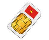 Smart Gold SIM Card Vietnam