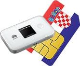 Smart Combi Tarjeta SIM Croacia