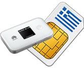 Smart Combi Tarjeta SIM Atenas