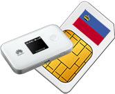 Smart Combi Tarjeta SIM Liechtenstein
