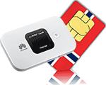 Smart Combi Tarjeta SIM Noruega