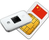 Smart Combi Tarjeta SIM China