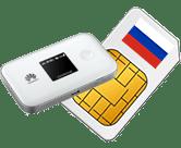 Smart Combi Tarjeta SIM Rusia