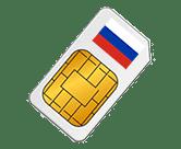 Smart Gold Tarjeta SIM Rusia