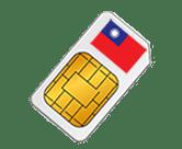 Smart Gold SIM Card Taichung