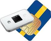 Smart Combi Tarjeta SIM Estocolmo