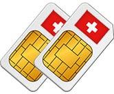 Smart Comfort XL Tarjeta SIM Zurich