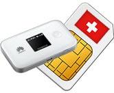 Smart Combi Tarjeta SIM Suiza