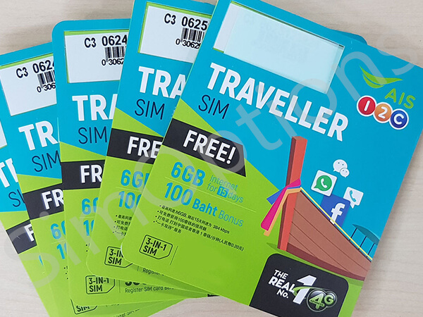 The 8 Best Prepaid SIM Cards for Thailand in 2019