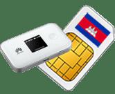 Smart Combi SIM Card Phnom Penh