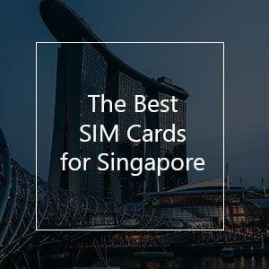 The 8 Best Prepaid SIM Cards for Singapore in 2021