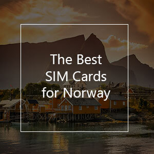 The 12 Best Prepaid SIM Cards for Norway in 2021