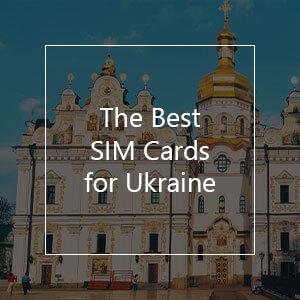 The 16 Best Prepaid SIM Cards for Ukraine in 2021